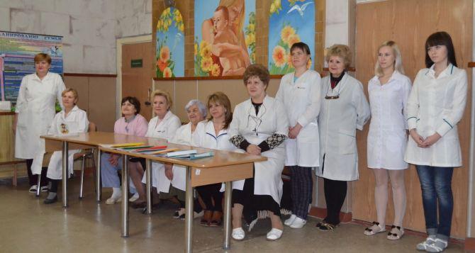 В больницах Луганска активно борются с раковыми заболеваниями