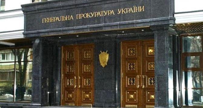 В Украине захвачены 6 помещений органов власти