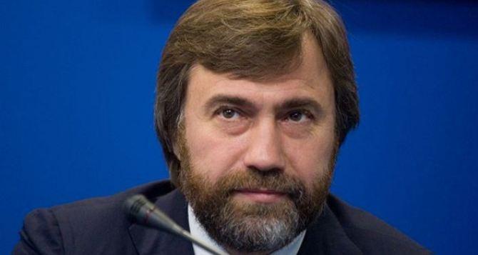 Турчинов спас Новинского от расправы