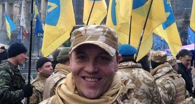Комендант Самообороны Андрей Парубий покинул Майдан
