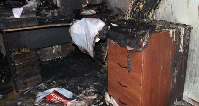 По Украине прокатилась волна поджогов партийных офисов (фото, видео)