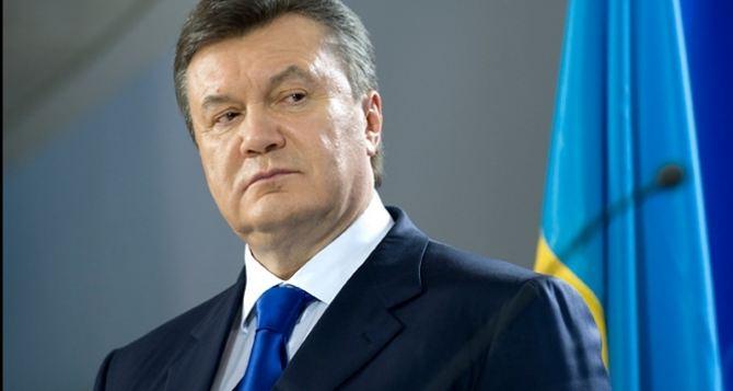 Янукович объявил о досрочных президентских выборах