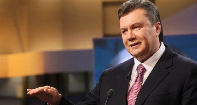 Анна Герман подтвердила, что Янукович находится в Харькове