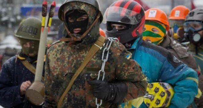 По Луганску разбежались провокаторы в камуфляже. —Александр Ефремов