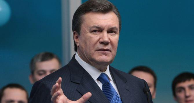 Виктора Януковича объявили в розыск