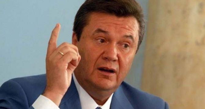 В России по-прежнему считают Януковича легитимным президентом