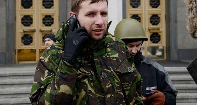 Сотник Самообороны подтвердил, что на Майдане применялось оружие