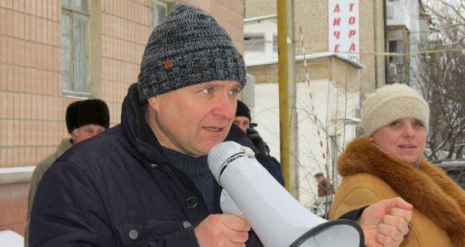 Григорий Пригеба поехал на Майдан утверждать Народную раду Луганщины