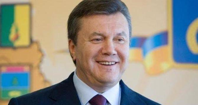 Я продолжу борьбу за будущее Украины против тех, кто пытается страхом и террором оседлать ее. —Янукович