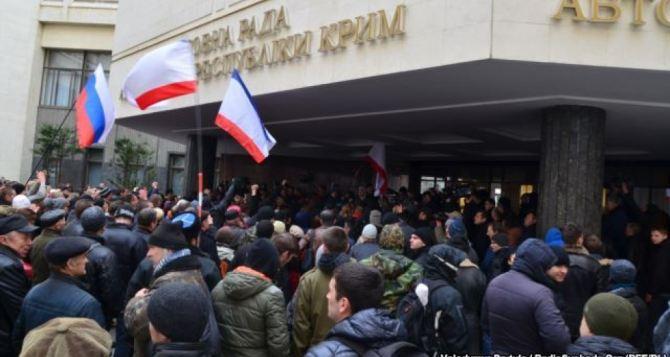 Крымчане не хотят подчиняться националистам и бендеровцам. —Янукович