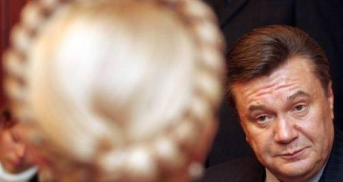 Виктор Янукович прокомментировал освобождение Тимошенко