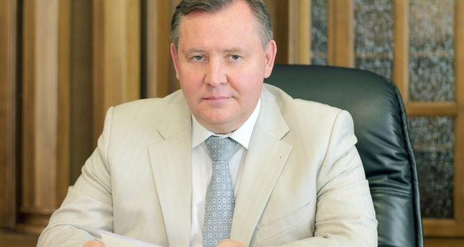 Экс-губернатору Луганской области Владимиру Пристюку нашли новую должность