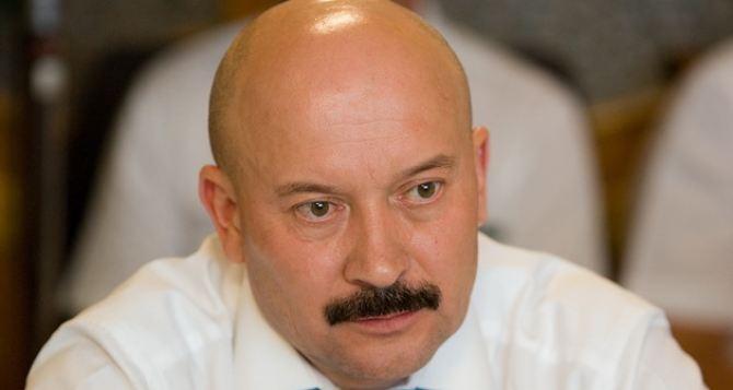 Новый губернатор Луганской области отчитался перед Яценюком