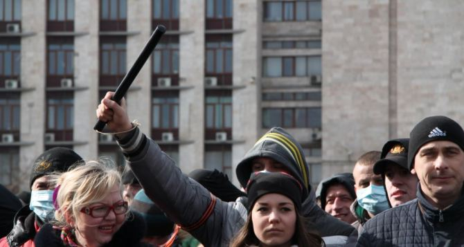 В уголовном производстве о захвате Донецкой ОГА изменили квалификацию