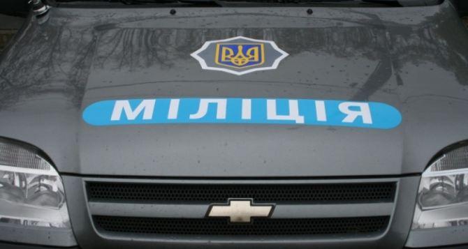 Луганская милиция будет усиленно охранять журналистов