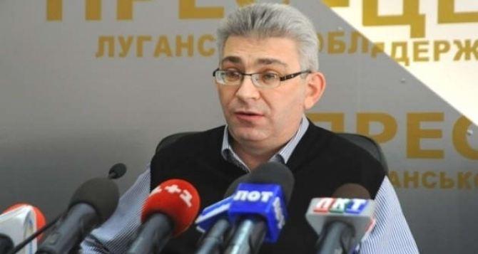 Эдуард Лозовский уволен с должности первого замгубернатора