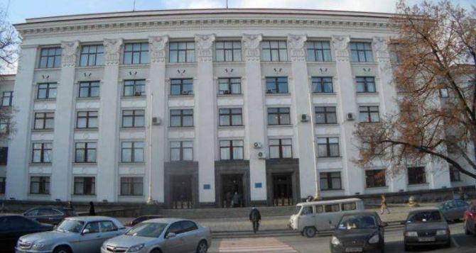 Губернатор Луганской области назначил двух внештатных советников