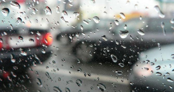 Погода в Луганске на завтра, 18марта: сильный ветер