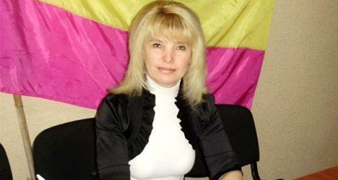 Ирина Веригина рассказала, чем займется  на посту первого замгубернатора Луганской области