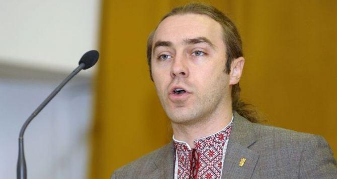 «Я никого не бил». Мирошниченко прокомментировал скандал в НТКУ