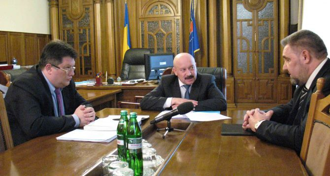 Михаил Болотских поручил обеспечить безопасность шахтеров Луганщины