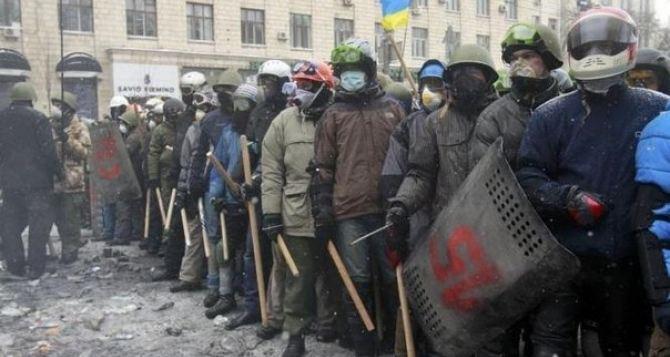 «Правый сектор» требует признать Крым «оккупированной территорией»