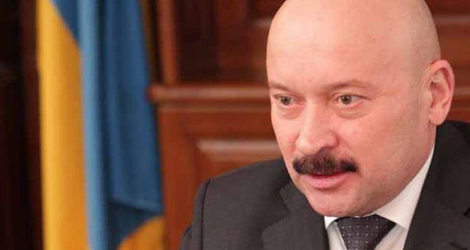 «Луганская гвардия» сама уберет палатки и флаги. —Губернатор