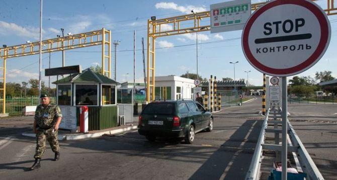 Российская граница снова открыта для украинских товаров