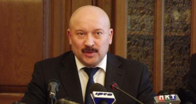 Губернатор Луганщины рассказал о проблемах области и призвал всех к диалогу (видео)