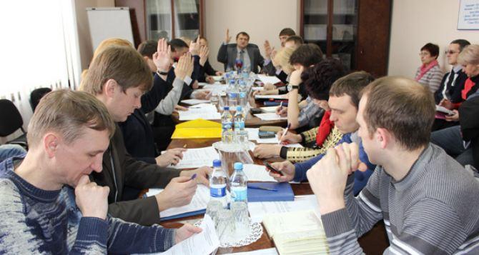 Донецкие депутаты просят Раду принять закон о проведении местных референдумов