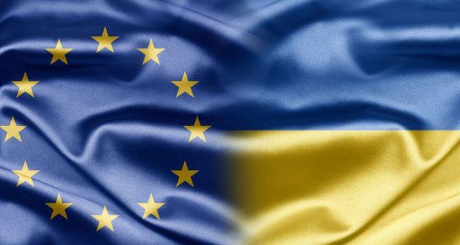 Украина иЕС подписали политическую часть Соглашения об ассоциации
