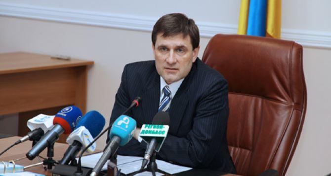 Глава Донецкого облсовета прокомментировал информацию о подготовке местного референдума