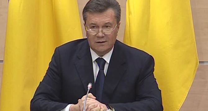 Янукович проведет очередную пресс-конференцию в Ростове?
