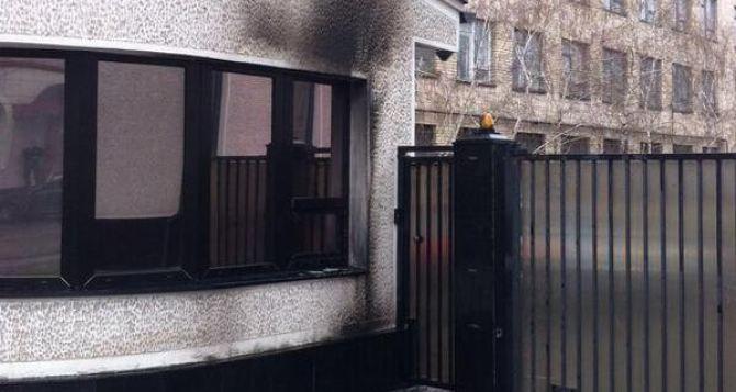 Тарута прокомментировал поджог офиса ИСД