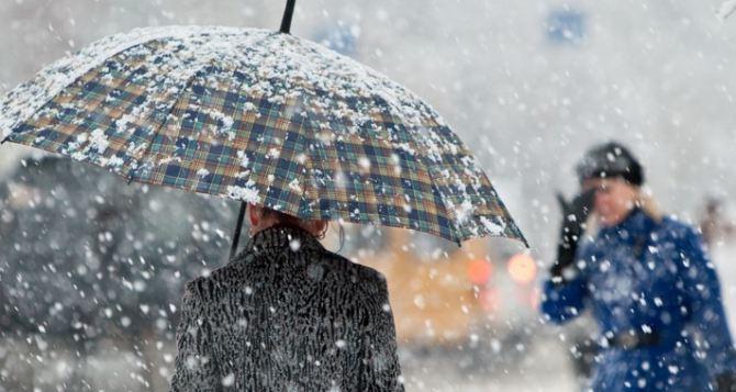 Погода в Луганске на выходные, 29 и 30марта: штормовое предупреждение