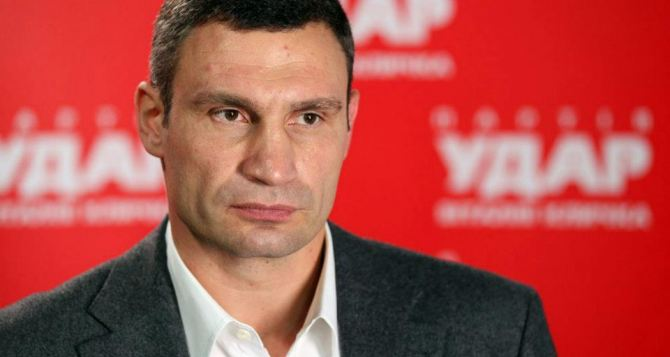 Кличко посоветовал Тимошенко отказаться от участия в выборах