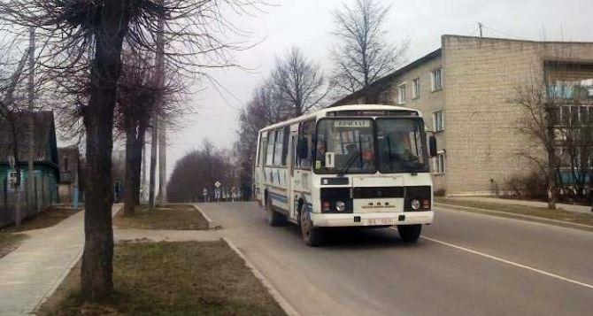 «Луганской гвардии» привиделись 7 автобусов с боевиками «Правого сектора»
