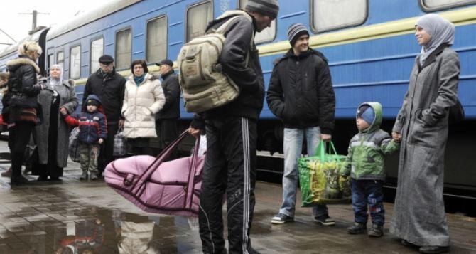 Более 30 луганских семей готовы приютить беженцев из Крыма