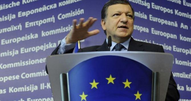 Украина не готова вступить вЕС в ближайшем будущем. —Баррозу