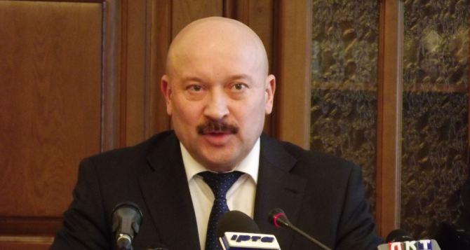 В Луганской облгосадминистрации рассказали, что делается для урегулирования кризиса