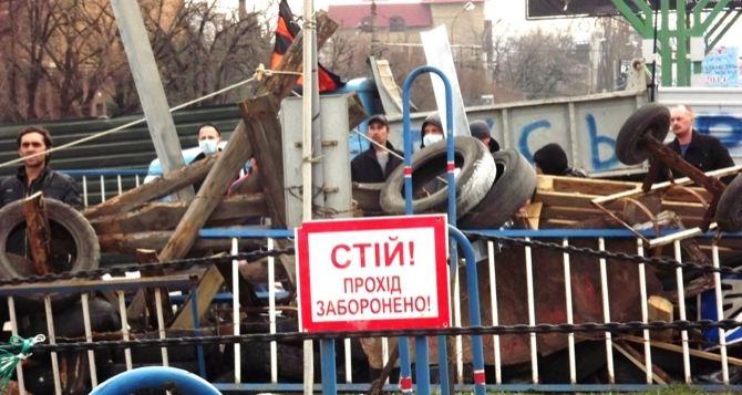 В здании луганского СБУ находятся до 500 человек. —Тымчук
