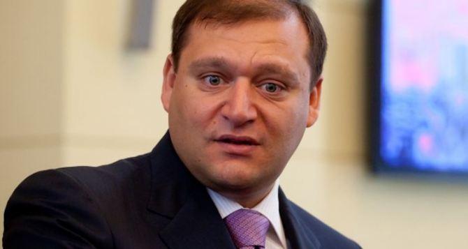 Добкин поделился впечатлениями от посещения захваченного СБУ в Луганске