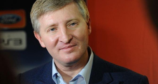 Ахметов напомнил премьер-министру, что Донбасс нужно уважать