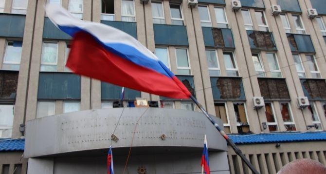 Когда освободят захваченное здание СБУ в Луганске? —Опрос