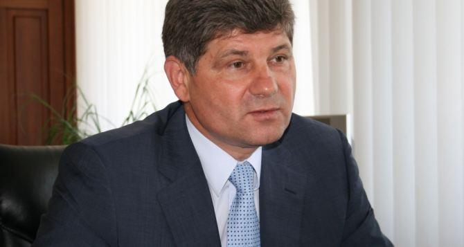 Мэр Луганска предложил свой вариант урегулирования кризиса на Востоке