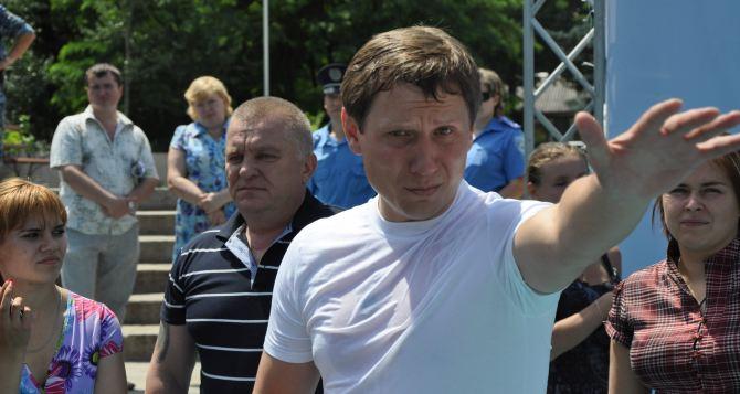 Сегодня ночью возможен штурм здания областного СБУ в Луганске. —Руководитель предвыборного штаба Порошенко в Луганской области