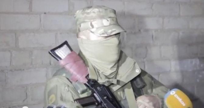 В милиции обнародовали подробности антитеррористической операции в Краматорске (видео)