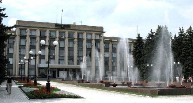 Донецкий горсовет заняли вооруженные люди. —СМИ