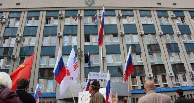 УДАРовец рассказал, на каких условиях захватчики готовы освободить луганское СБУ