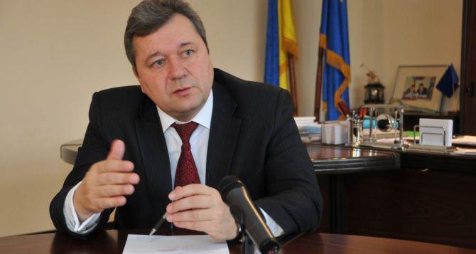 Голенко рассказал, кто находится в здании Луганской облгосадминистрации